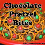 Chocolate-Pretzel-Bites