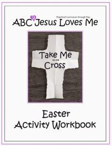 Easter Activity Workbook
