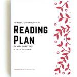 Old Testament Bible Reading Plan