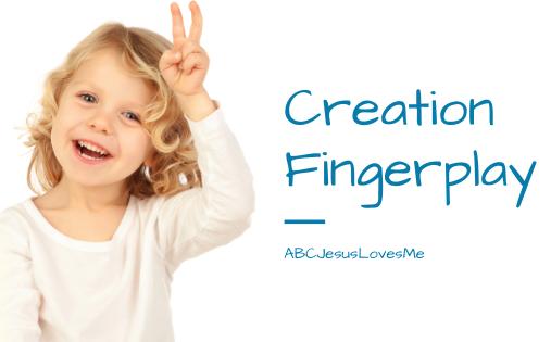 Creation Fingerplay
