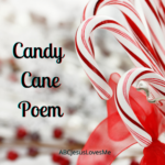 Candy Cane Poem