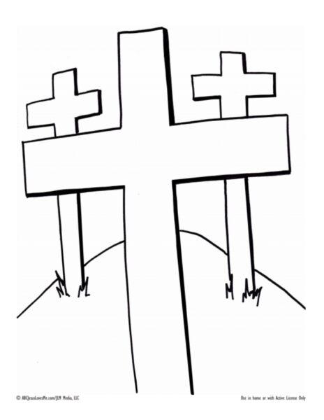 3 Crosses Worksheet