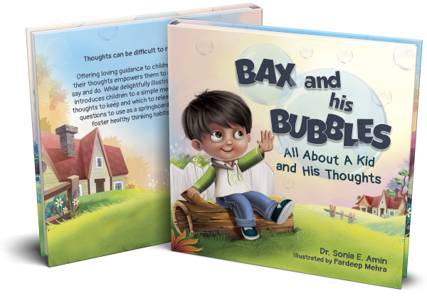 Bax and His Bubbles Book
