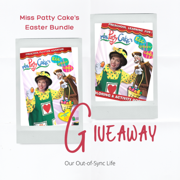 Miss Patty Cake Giveaway