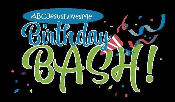ABCJesusLovesMe Birthday Bash