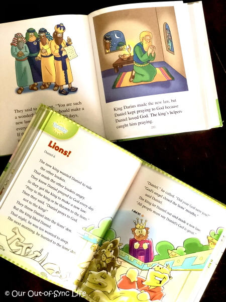 Karyn Henley Bible Comparisons:  How to Prepare a Child to Read the Bible