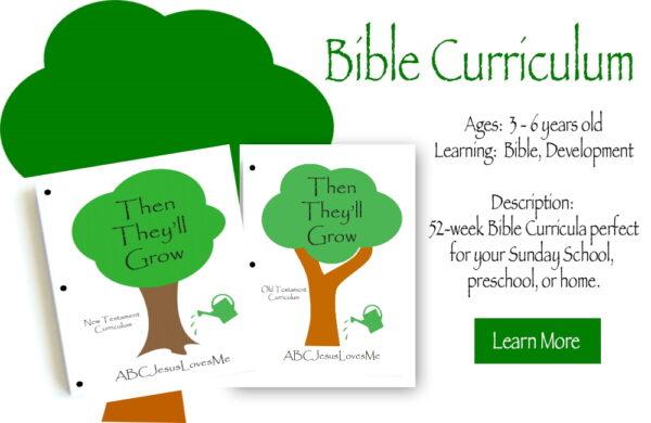 ABCJesusLovesMe Bible Curriculum
