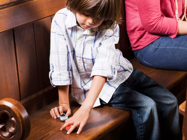 Tips to Introduce Your Child to Church