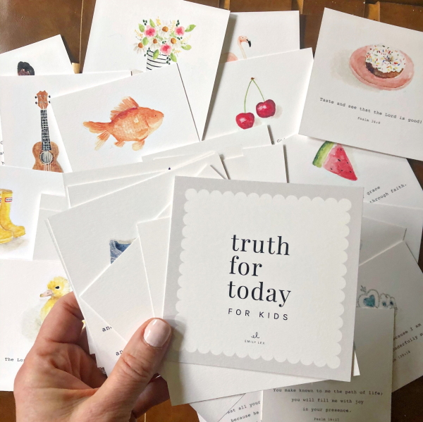 Emily Lex Truth for Today Cards