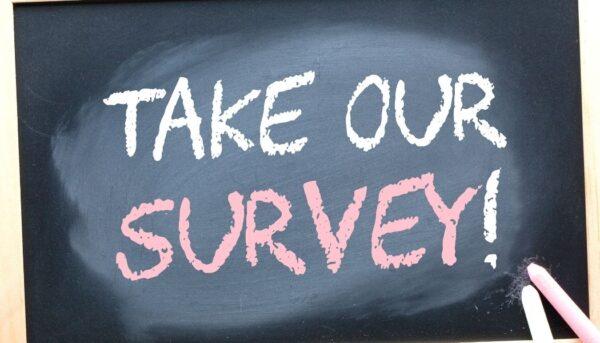 Take Our Survey to Help