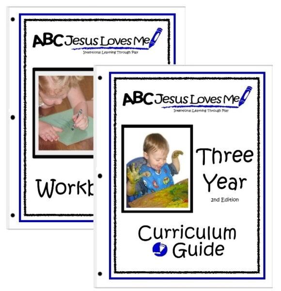 ABCJesusLovesMe Preschool 3 Year Curriculum