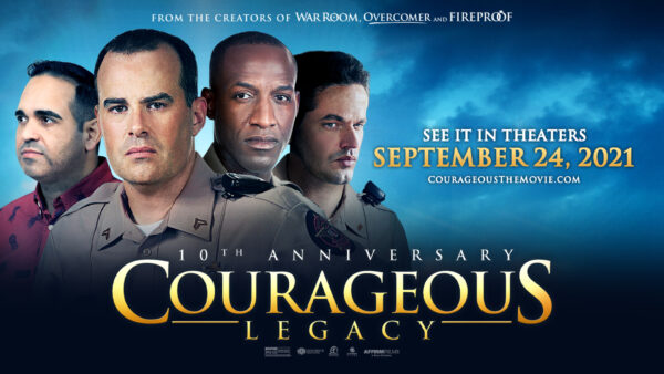 Courageous Legacy Movie Banner